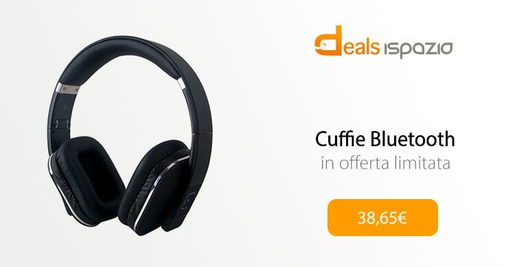Cuffie Bluetooth August EP650 in offerta limitata con il Coupon riservato  agli utenti iSpazio  460ff23aac4e