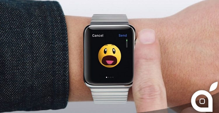 WatchOS 2 GM include nuove emoji animate e noi ve le mostriamo tutte
