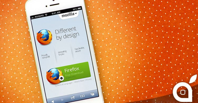 firefox on iphone