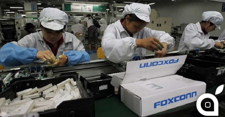 foxconn apple india