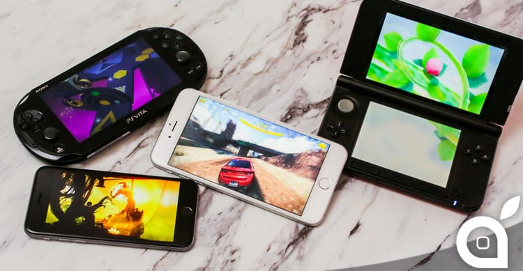 Mobile gaming, la crescita dell'App Store minaccia l'industria delle console