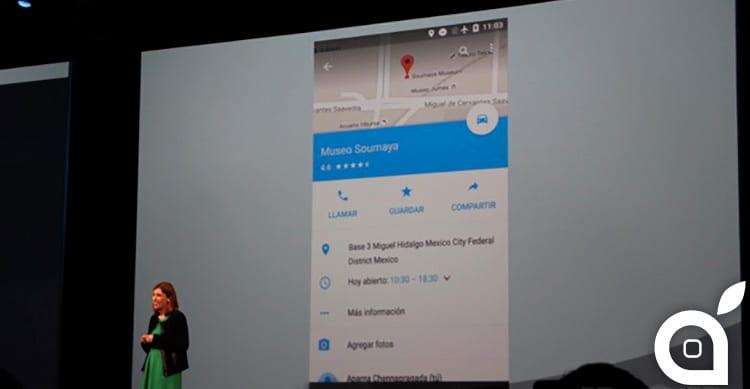 Google I/O 2015: navigazione offline per Google Maps entro la fine dell'anno