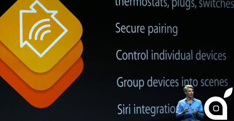 homekit e app home su iOS 9