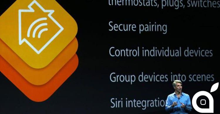 """iOS 9 porterà con se l'app """"Home"""" per il controllo degli accessori HomeKit"""