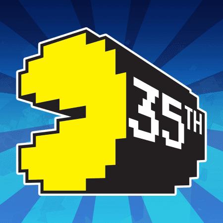 Bandai Namco festeggia i 35 anni di PacMan con un aggiornamento speciale