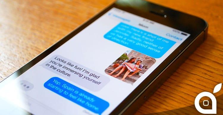 Ogni secondo vengono spediti 200.000 messaggi tramite iMessage