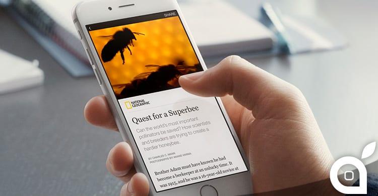 Facebook annuncia Instant Articles, una funzione per leggere rapidamente gli articoli solo per iPhone [Video]