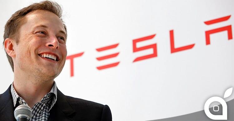 Il CEO di Tesla commenta positivamente il possibile ingresso di Apple nel settore delle auto elettriche