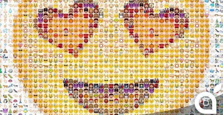 nuove emoji 2016