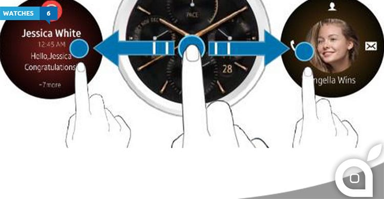 Ecco la risposta di Samsung alla Corona Digitale di Apple Watch