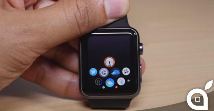 riduzione movimento apple watch
