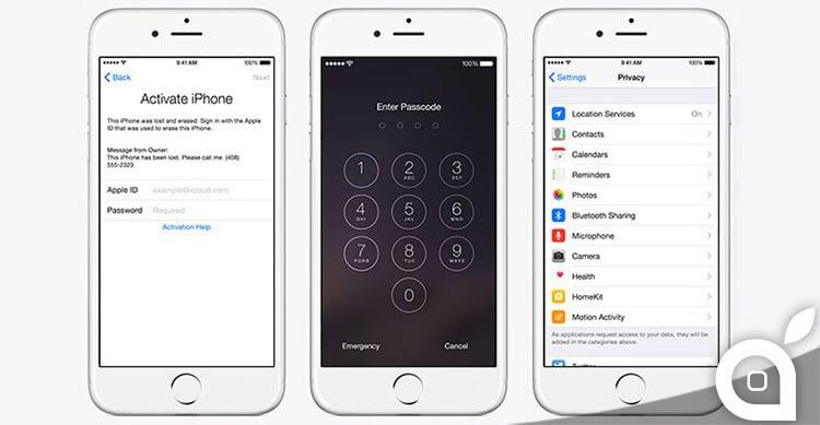 Apple, Google e altri grandi nomi chiedono alla Casa Bianca il rispetto della privacy degli utenti