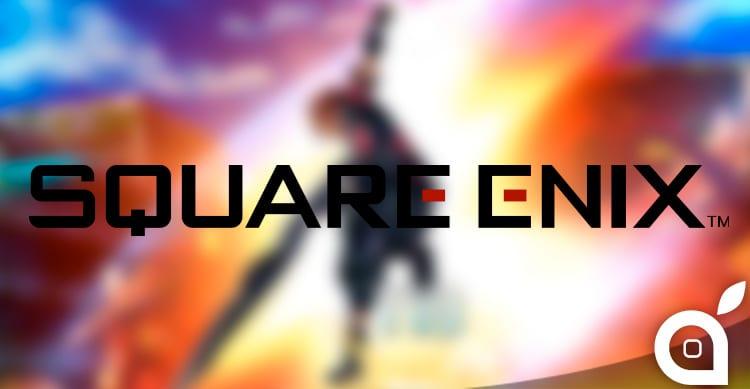 Square Enix rilascia due nuovi giochi per iPhone e iPad