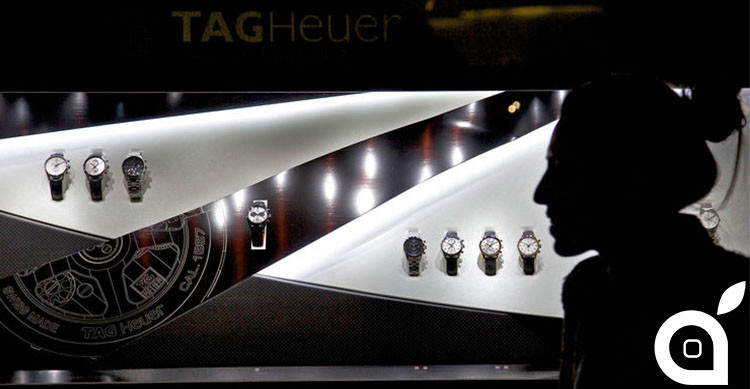 tag heuers apple watch