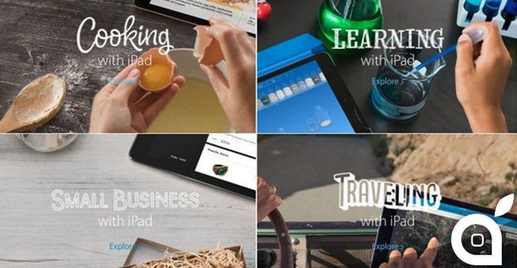 """""""Tutto cambia con iPad"""", ecco come il tablet Apple ha cambiato la vita delle persone [Video]"""
