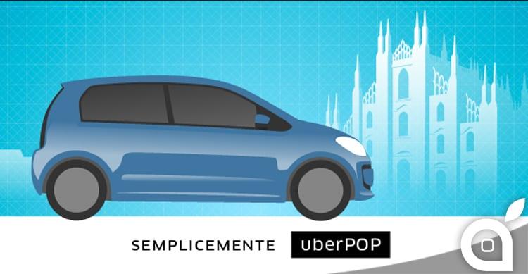 UberPop potrebbe tornare in Italia: Ecco la proposta dell'autority fatta al governo