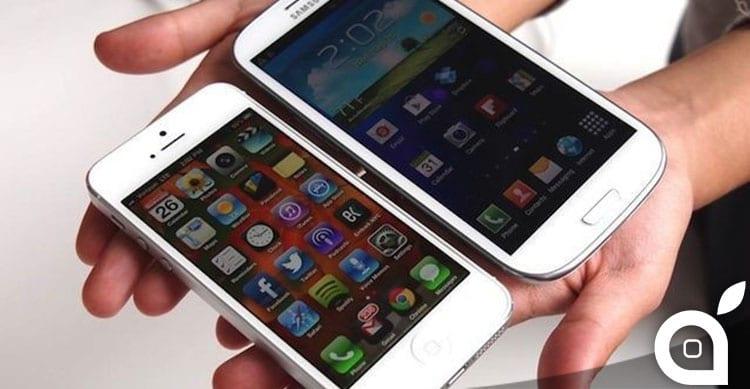In Europa, gli utenti mobile abbandonano Android per iOS