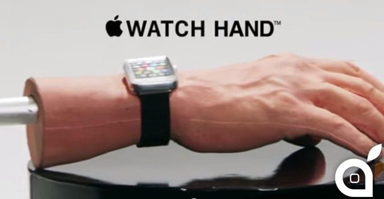 Watch Hand: Ecco la soluzione al problema di utilizzo di Apple Watch con i tatuaggi | Humor [Video]