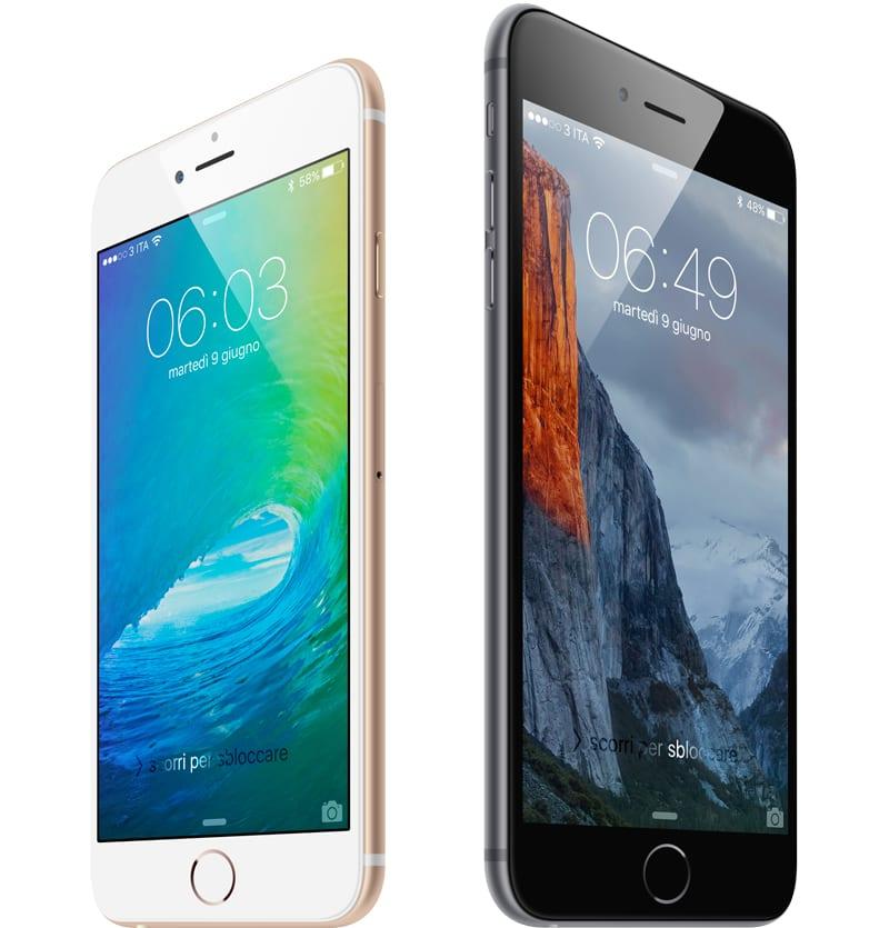 Scarica ora gli sfondi di iOS 9 e di OS X El Capitan [Aggiornati in HD by iSpazio]
