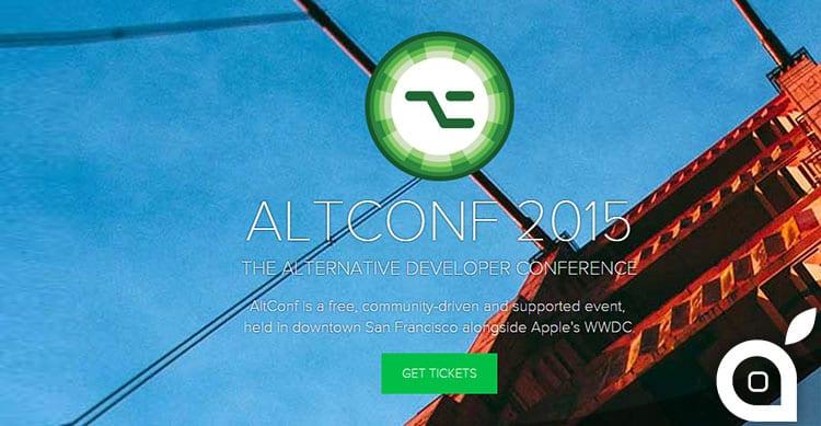 Apple torna sui suoi passi e permette lo streaming del keynote ad AltConf