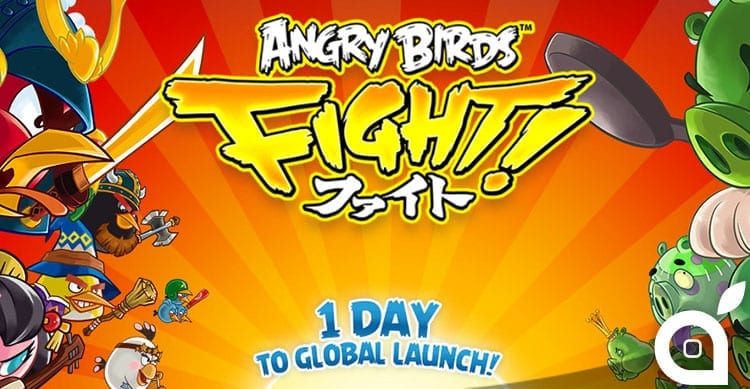 Finalmente disponibile su App Store Angry Birds Fight! [Video]