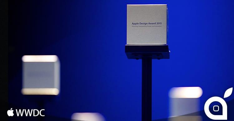 Design Award 2015: Ecco le applicazioni più belle del 2015 per Apple