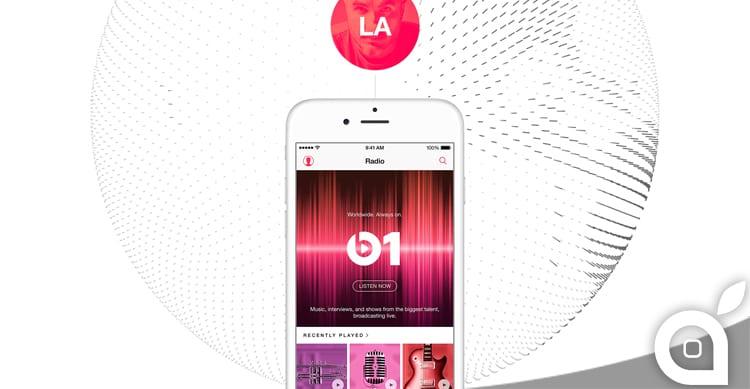 La nuova sezione Radio con la demo di Beats 1 appare nelle beta di iOS 8.4 e iOS 9