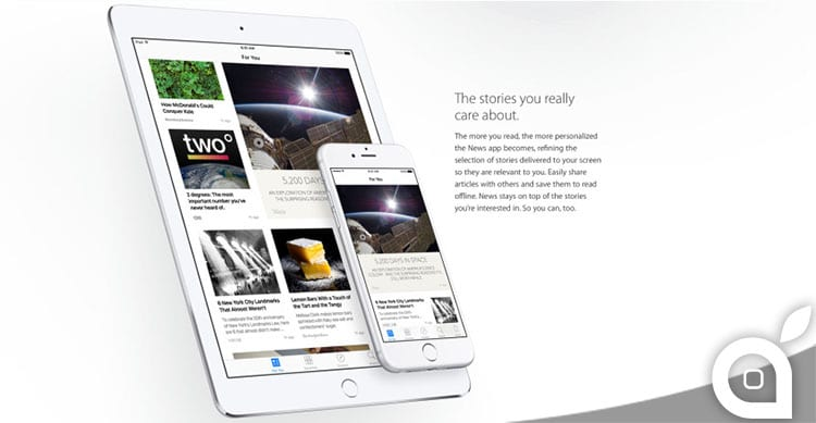 apple news editori in carne ed ossa