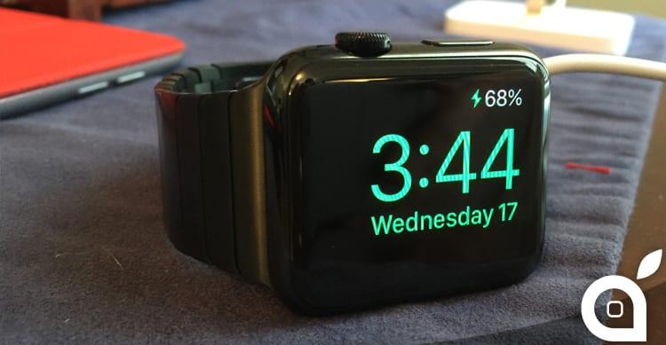 Apple rilascia la terza beta del watchOS 2