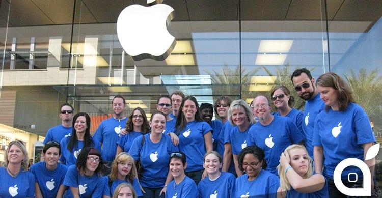 Apple e i pari diritti: sempre più donne nel team di Cupertino