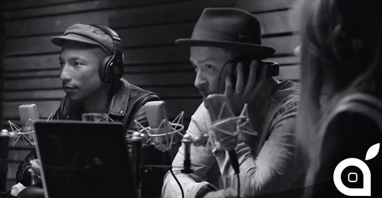 Un filmato su Facebook mostra uno studio di Beats 1