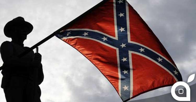 """Tim Cook contro l'odio razziale: """"ammainate la bandiera confederata"""""""