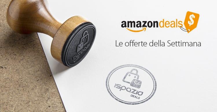 Ecco i nuovi Sconti e Coupon validi fino al 31 Luglio per risparmiare sugli acquisti Amazon | Deals Selection