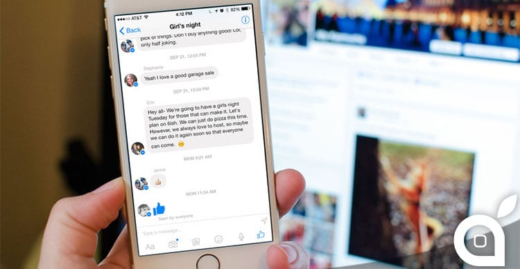 Facebook Messenger da oggi funziona anche senza Facebook, utilizzando soltanto il numero