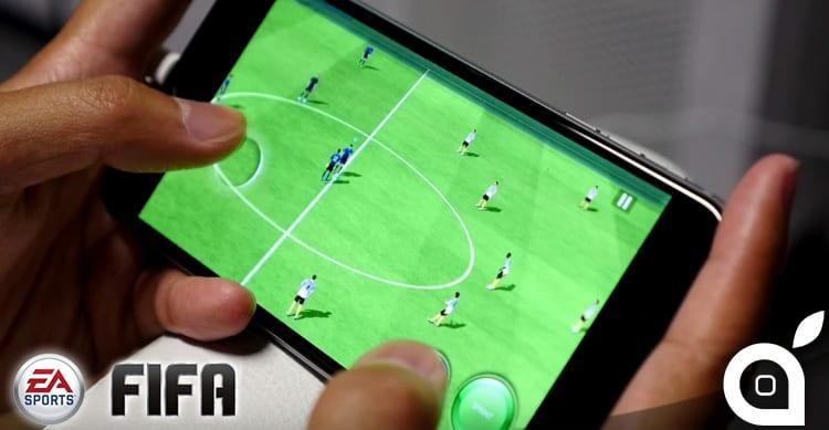 FIFA per iPhone avrà lo stesso motore grafico della versione per console