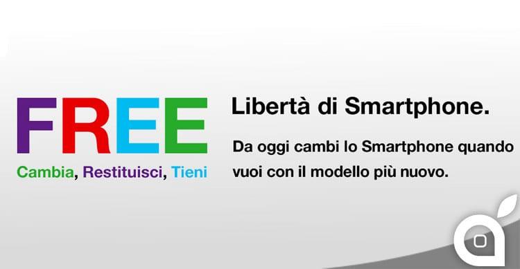 3 Lancia I Nuovi Abbonamenti Free Che Permettono Di Cambiare Smartphone Gratis Dopo 15 Mesi Ispazio
