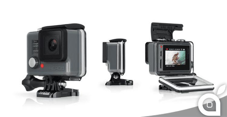 GoPro lancia la nuova HERO+ LCD, la videocamera entry-level con schermo LCD e controllabile da iPhone