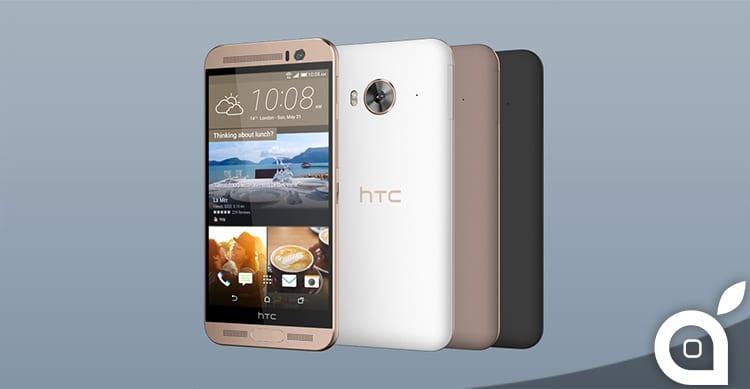 HTC One ME: prezzo, data di uscita e specifiche del One ME9
