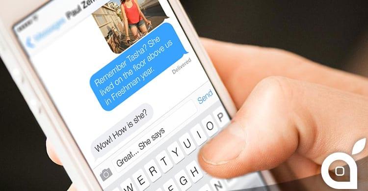 iMessage in iOS 10 mostrerà informazioni dettagliate su film, attori, musica ed artisti