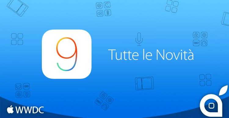 iOS 9: iSpazio vi mostra tutte le novità in un unico articolo, in costante aggiornamento [39]
