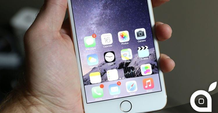 iphone 6 vibrazioni