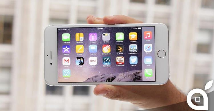 Display da 5.5″ con risoluzione 2K per iPhone 6s Plus | Rumor