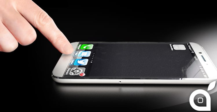 Apple lavora ad un iPhone con display ultra sottile e senza tasto Home | Rumor