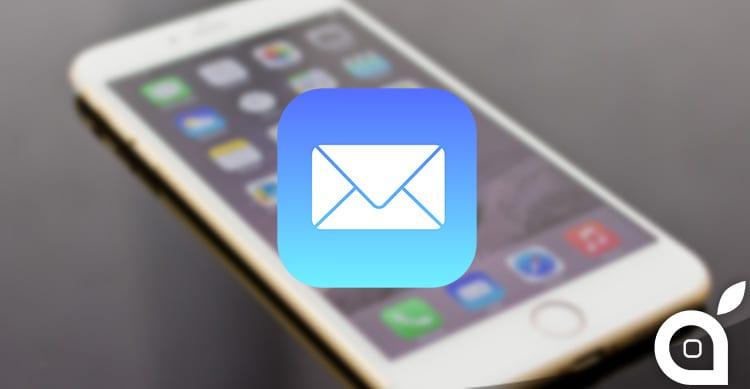 Mail su iOS 9 include la funzione Markup per modificare gli allegati