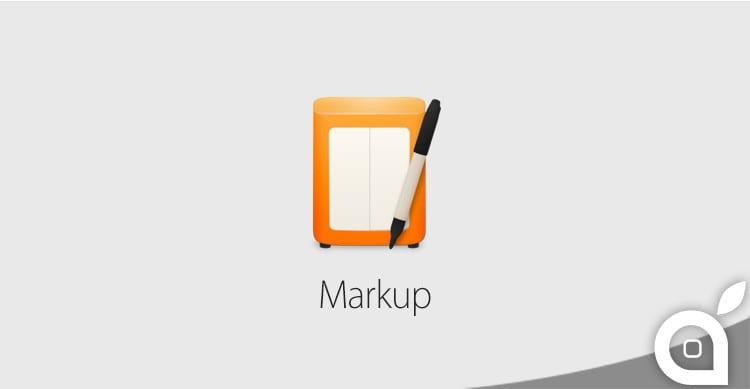 markup ios9 mail