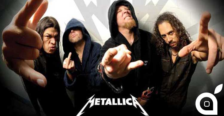 La parola ai Metallica: Lars Ulrich elogia Apple Music