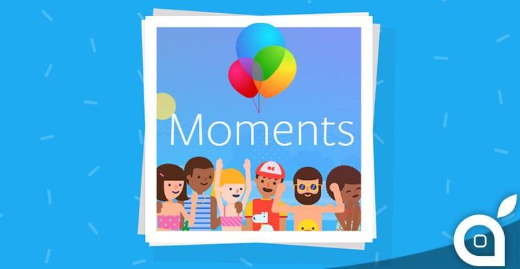 Moments: l'app di Facebook per avere a disposizione anche le foto che non avete scattato [Video]