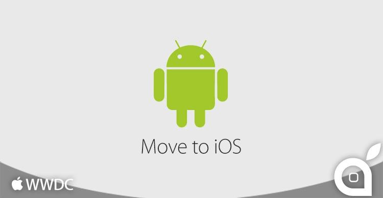 Apple rilascerà Move To iOS nel Google Play Store, aiutando gli utenti Android a passare ad iPhone!