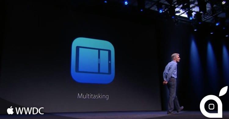 WWDC 2015: arriva il multitasking per iPad