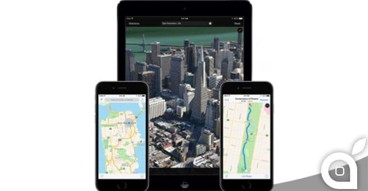 Apple aggiunge 7 nuove città a Flyover